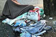 """O bicho era um homem.""  #Photograph #fotografia #estudo #study #photo #pobreza #misery #hunger #help #alone #sp #Brasil #S (tabatajoffre) Tags: help estudo hunger photograph fotografia s sp misery brasil study alone pobreza photo"