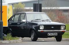 MTM 259V (Nivek.Old.Gold) Tags: 1980 ford escort 13l 4door mk2
