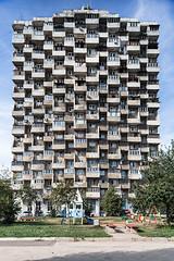 (ilConte) Tags: samara belokon aleksandrbelokon architettura architecture architektur russia russian brutalismo brutalism cemento cement concrete