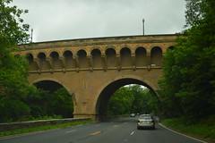 Q Street Bridge (radargeek) Tags: dc washingtondc indian chief statue stonework driving qstreet architecture