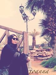 Waiting (youaremykismet) Tags: camera sun waiting alone line saudi arabia sunglass riyadh powercam philippineembassydiplomaticquartersriyadhksa