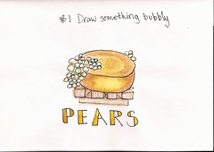 EDinM #1 pears soap (sarabeee) Tags: