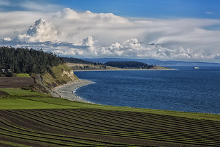 Ebey's Prairie and Fort Casey
