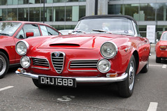 Brooklands Italia day 2013 - Alfa Romeo (jamesst1968) Tags: italia ferrari lamborghini brooklands italiaday