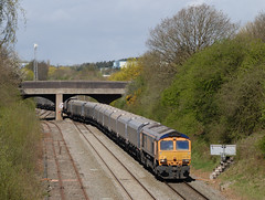 66-702-4V94-Madeley-Junction-3-5-13 (D1021) Tags: biomass gbrf ironbridgepowerstation 66702 madeleyjunction 4v94