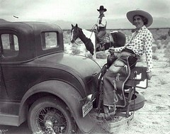 Chaps....They do a body good (coupe1942) Tags: cowboy funny texas laugh chaps adoption gasp irionic
