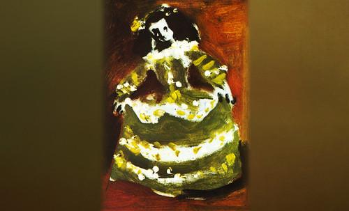 """Meninas, iconósfera de Diego Velazquez (1656), estudio de Francisco de Goya y Lucientes (1778), paráfrasis y versiones Pablo Picasso (1957). • <a style=""""font-size:0.8em;"""" href=""""http://www.flickr.com/photos/30735181@N00/8747982382/"""" target=""""_blank"""">View on Flickr</a>"""