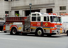 PFD Engine 211 (aaronm1123) Tags: philadelphia fire engine firetruck philly spare firedept firedepartment kme pfd fireapparatus philadelphiafire phiadelphiafire firetruckpfd philadelphiafirefiretruck