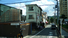 Kyoto side street (EMkro) Tags: street trip summer house japan side small 2012