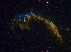 The Eastern Veil Caldwell 33 NGC 6992 NGC 6995 IC 1340 - Colour [explored] (Mick Hyde) Tags: veil eastern Astrometrydotnet:status=solved Astrometrydotnet:version=14400 Astrometrydotnet:id=alpha20130506136763