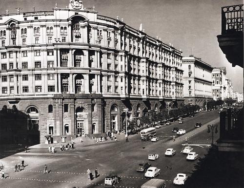 130 Улица Горького 1968