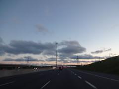 DSC06950 (andre vautour) Tags: sky ontario canada graveyard evening highway driving dusk minimal porthope windowset andrevautour sonycybershotdscwx200 windowperception