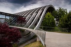 Renzo Piano - Zentrum Paul Klee (antoniovillar) Tags: bern helvetica
