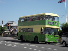 Worthing Bus Rally 2016 (Tony's Trains and Buses) Tags: southdown fleetline