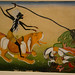 Kali attacking a demon - Cleveland Museum of Art
