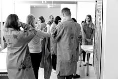 Artbook Hernals/Ottakring - BIKUTreff / MUMOK 2016 (Hunger auf Kunst & Kultur) Tags: kulturtransfair mumok bikutref nikond750 digital monocrome blackandwhite nikkor wienvienna austria aut workshop hungeraufkunstundkultur