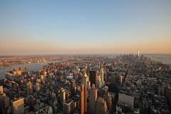 Empire State Building (Lost Paradize) Tags: extrieur horizon ciel gratteciel immeubles new york america amrique hauteur empire state building usa