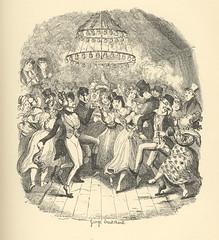 """Greenwich Fair"" (Rescued by Rover) Tags: george cruikshank sketches boz illustration charles dickens victorian london greenwich fair"