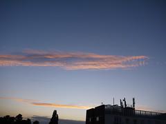 Sunset Serpent (Rorymacve Part II) Tags: sun sunset dragon creature cloud sky evening bluesky clearsky lichfield uk england britain british greatbritain unitedkingdom
