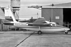0021 (dannytanner804) Tags: ownerexecutive airlines aircraft aero commander 500s shrike reg vhexe cn 3053 essendon melbourne vic australia airportcodeymen date11111980