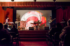 Dhármico @ Teatro Municipal de San Felipe