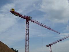 WT 200e.tronic (thomaslion1208) Tags: kran baustelle turm liebherr grues crane