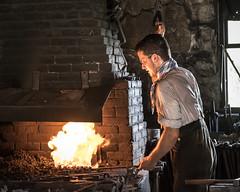 Village Smithy (lclower19) Tags: osv sturbridge massachusetts blacksmith forge