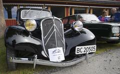Citron Traction Avant - IMG_9488-e (Per Sistens) Tags: cars thamslpet thamslpet13 orkladal veteranbil veteran citron tractionavant