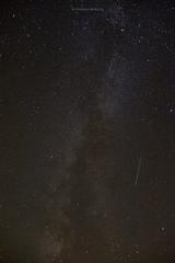 Persides 2016 (Flmega) Tags: perseids etoile filante ciel nocturne etoiles stars voie lacte nuit meteore nikkor nikon 28mm f2 florian morlot photographies ai