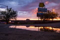 Canyonlands Motel (Sbastien Locatelli) Tags: sbastienlocatelli 2016 canon eos 80d mexican hat mexicanhat desert usa united states america west roadtrip ef 1740mm f4 l usm indians navajos navajo