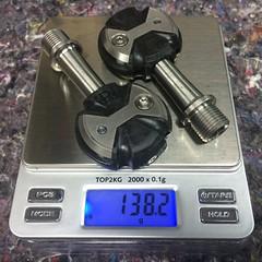 Pedals (ManekiNico) Tags: speedplay titanium