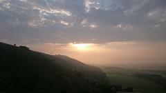 Fulking Sky (shermarama) Tags: downswalk devilsdyke fulking sussex haze southdowns