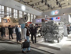 Innotrans2016_26 (Rolls-Royce Power Systems AG) Tags: mtu innotrans rollsroyce power systems rail bahn locomotive engine powerpack