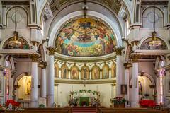 St.Leonard's Church, Boston (melike erkan) Tags: catholic church boston northend stleonardschurch religious jesus