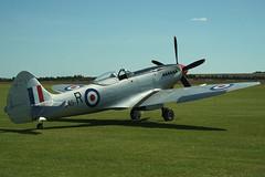 Supermarine Spitfire Mk XVIII (Jayembee69) Tags: supermarine spitfire mk18 duxford cambs cambridgeshire england raf fighter postwar mkxviii 28squadron