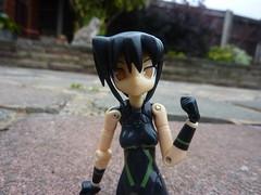 Zero (.PoisonedDeath.) Tags: busoushinki busou shinki figure konami mms howling dog zero