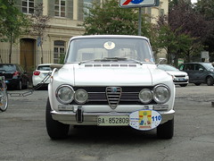 DSC00135 (ppp7p9) Tags: asi 50 anni dopo festeggiamenti 50 anniversario car auto macchine veicoli storici historical torino turin italy italia trattori camion truck agriculture lingotto