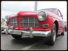 Volvo 122S, 1965 (v8dub) Tags: volvo 122 s 1965 amazon schweiz suisse switzerland swedish freiburg fribourg pkw voiture car wagen worldcars auto automobile automotive old oldtimer oldcar klassik classic collector
