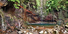 25 Fontes (levada das 25 fontes, levada do risco).  Rabaçal - Madeira