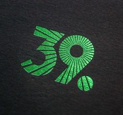 39 (El Calotipo) Tags: businesscards tarjetas design diseo stamping serigrafa silkscreen