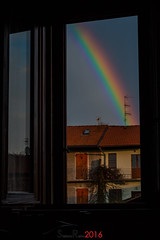 La Finestra .... (stefano_durdy) Tags: finsetra arcobaleno fortuna colori window rainbow colors stefano reina