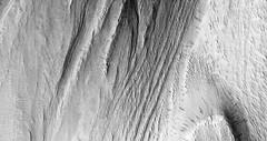 PSP_004479_1795 (UAHiRISE) Tags: mars nasa jpl mro universityofarizona landscape geology science