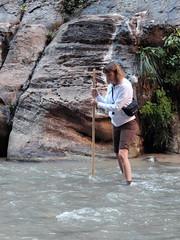 2016-09-p02-narrows-mjl-012 (Mike Legeros) Tags: ut utah zion zionnationalpark narrows river slotcanyon swiftwater wetfeet watchyourstep