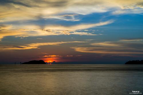 Kota Kinabalu Sunset ii