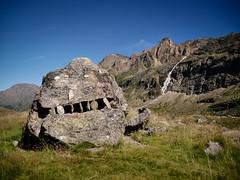 Rock face ((Argia Sbolenfi)) Tags: montagna trekking valmartello roccia volto faccia viso face