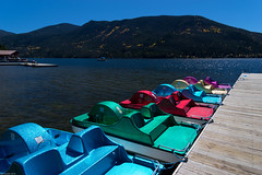Paddle Boats Grand Lake, Colorado (Jay Gosdin Photography) Tags: grandlake