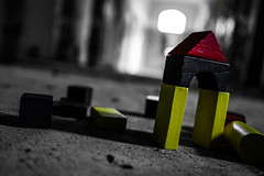 Playtime (wolfi8723) Tags: spielzeug abandoned lostplace indoor inside old light floor hohenlychen