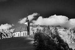Dienten / Hochknig (g.m196673) Tags: dienten hochknig landschaft church hill black white landscape explore explored
