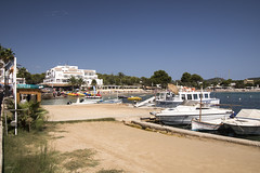ES CANA (paul jeffrey 1) Tags: espana escana summer escanar sea spain sigma sun eos romantic outdoor ibiza seaside holiday harbour beach balearicislands x