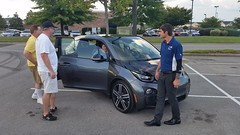 BMW i3 (TNCleanFuels) Tags: 2016 national drive electric week knoxville tn tennessee east clean fuels coalition volunteers keva vehicle association turkey creek eric cardwell jonathan overly melissa goldberg hybrid plug ev pev phev plugin etcleanfuels test learn gas petroleum cities